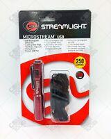 Streamlight 66602 MicroStream® USB LED Pen Light RED