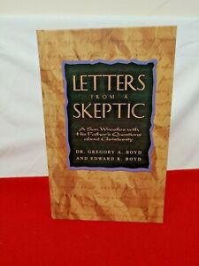 LN! Letters from a Skeptic: Son Wrestles w His Father's Questions @ Christianity