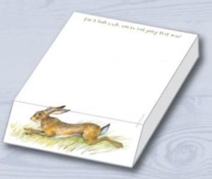 Slant Pad Hare Family