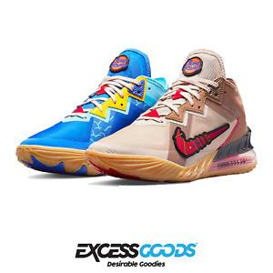 Nike Lebron 18 Low Wile E vs. Roadrunner Basketball Sneakers Shoes Mens - NEW