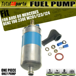 Electric Fuel Pump for Audi 80 90 Mercedes Benz W126 W123 W124 1979-1992 Petrol