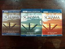 A History of Britain 3 vols 16 Audio Cassette Tapes Read by Timothy West