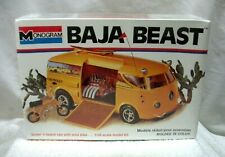 NEW VW BUS -BAJA BEAST-1/24 MONOGRAM PLASTIC MODEL KIT-SEALED