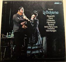 Puccini La Boheme Vocal Score Italian & English Sheet Music & Song Books