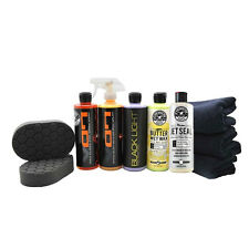 Chemical Guys - Black Car Care Kit (10 Items) HOL203MAX