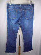 Paper Denim & Cloth Jeans Women's 30 / 10 Bridgette Low Rise Boot Cut 34 x 29