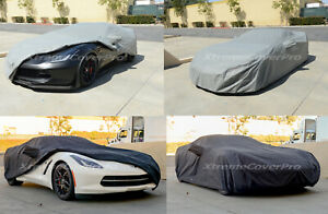 CUSTOM FIT 1997 1998 1999 2000 2001 2002 2003 2004 Chevy Corvette C5 CAR COVER