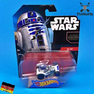 Hot Wheels - Star Wars - R2-D2,CGW35-0970 Mattel Nuovo E IN Confezione Originale