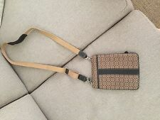 """COACH CROSSBODY BAG WITH SMALL """"C"""" PATTERN"""