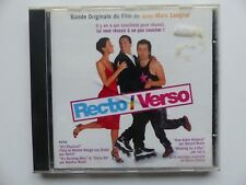 CD BO Film OST Recto Verso NALINI MARTHA WASH GERARD BLANC Jay - Z 68326-2