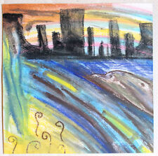 Artist Landscape Original Art Drawings