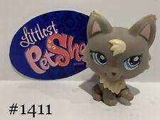 Persian #1411 - Authentic Littlest Pet Shop - Hasbro Lps