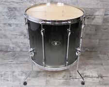 "Tama Superstar Custom 18"" x 16"" Floortom Drums Schlagzeug Titanium Fade"
