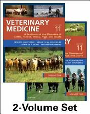 Veterinary Medicine: A textbook of the diseases of cattle, horses, sheep, pigs