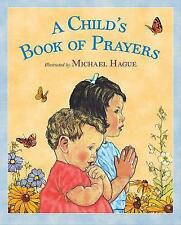 A Child's Book of Prayers-ExLibrary