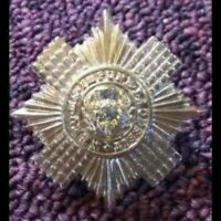 Genuine UK Scots Guards Beret Badge