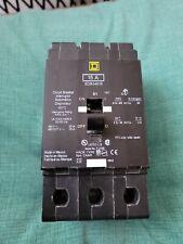 Square D Edb34015 15 A 3 Pole Bolt On Circuit Breaker