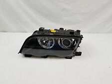 1999 2000 2001 BMW 3 SERIES SEDAN LH DRIVER XENON HID HEADLIGHT OEM 0302476075