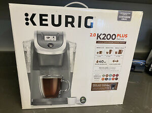 Keurig HOT 2.0 K200 Plus Series Single Serve Coffee Maker. Open box. New