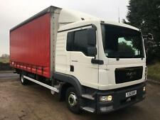 MAN/ ERF Commercial Lorries & Trucks with Tail Lift