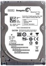 "Seagate Momentus Thin 320GB,Internal,5400 RPM,6.35 cm (2.5"") (ST320LT012)"