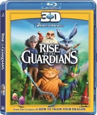 Rise of The Guardians 3D Blu-ray ( 3D version Only) Animation Family Children