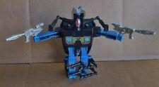 Rare Convertors Insectors Creeper Transformer Robot By Select Made In Japan 1984
