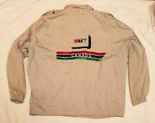 RARE Deluxe CTV Canada Embroidered Promotional Grey Jacket! DB