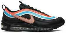 Nike Air Max 97 On Air Neon Seoul Black CI1503-001 New Men's Shoes No Lid