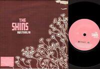 "THE SHINS australia (uk 2007) 7"" PS EX/VG TRANS051 indie rock"