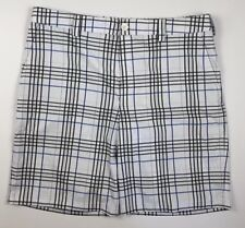 Under Armour Mens Loose Fit Flat Front Golf Shorts Size 38 - EUC