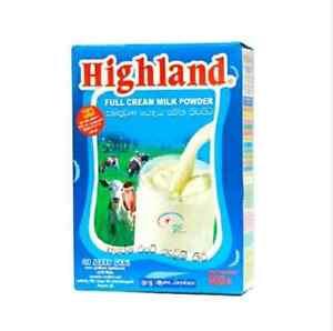 Highland Full Cream Milk Powder 400g Premium Quality Product (No Added Chemical)