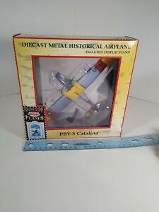 PBY-5 CATALINA 'USAF RESCUE' MARITIME PATROL BOMBER ~ Postage Stamp Planes 1:150