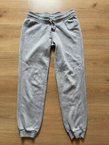 NIKE Ladies Grey Cuffed Jogger Pants Size S