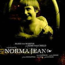 NORMA JEAN : Bless the Martyr and Kiss the Child, CD, Good, ex music store stock