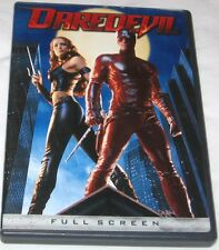 Daredevil(DVD 2003 2-Disc Set Special Edition Full Screen Version Free Ship USA