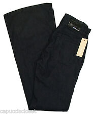 Diesel Womens Jeans FLUZI Flare Leg Stretch Denim Dark Rinse Sz 24/32 NEW $180