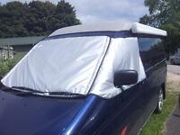 Mazda Bongo External Thermal Windscreen Cover Colour - Silver Ford Freda