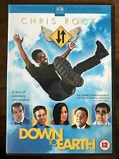 Chris Rock Regina King DOWN TO EARTH ~ Heaven Can Wait Afterlife Comedy UK DVD