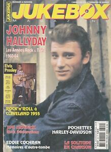 jukebox magazine n°304 avril 2012 /  johnny hallyday années rock & twist 60-64