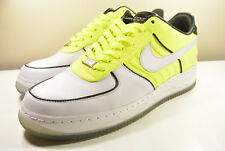 2007 NIKE AIR FORCE 1 TALARI TENNIS SUPREME I/O NEON YELLOW 10 ATMOS CAMO 90 MAX