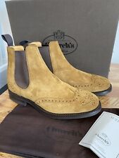 Church's Boots Ravenfield Leather Maracca Men's BNWB Size 8 RRP £595