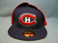 New Era 59fifty Montreal Canadiens Dogear FITTED BRAND NEW cap hat dog ear NHL