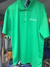 New listing Nike Golf Toyota Kelly Green Polo X large
