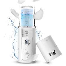 Pritech Ultrasonic Nano Spray Lady Facial Steamer Moisturizing Beauty Instrument