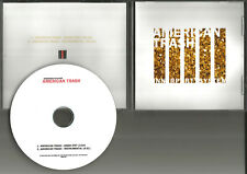 INNERPARTYSYSTEM American Trash EDIT & INSTRUMENTAL PROMO CD Inner Party System