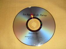 La Légende de Parva DVD PROMOTIONNEL (Video-club) Animation