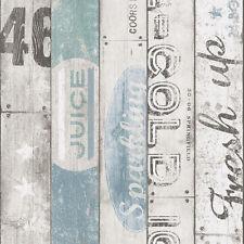 Rollos de papel pintado A.S. Création color principal azul
