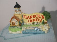 Harbour Lights Lighthouse Legacy Lighthouse 1995 Signed B. Younger Display Coa