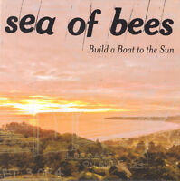 Sea of Bees - Build a Boat to the Sun (2015)  CD  NEW/SEALED  SPEEDYPOST